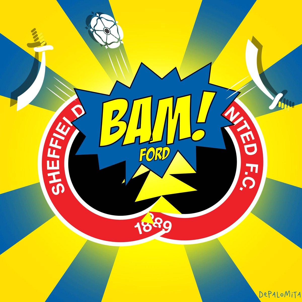 🔵🟡💣💥⚔️   #leeds #bamford #sheffield #premierleague #depalomita https://t.co/mUntsvJzj4