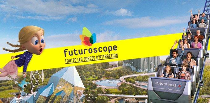 🚀#Futuroscope moins cher : #promo #billet ou #séjour avec 20% de réduction sur https://t.co/suok0ZJTLR #parc #famille #fun #Poitiers #vacances #futur #spectacle #attraction #SebastienLoeb #ThomasPesquet #enfant #Futuropolis #SolarImpulse #famille #weekend #ObjectifMars https://t.co/PsIBW9kDyD