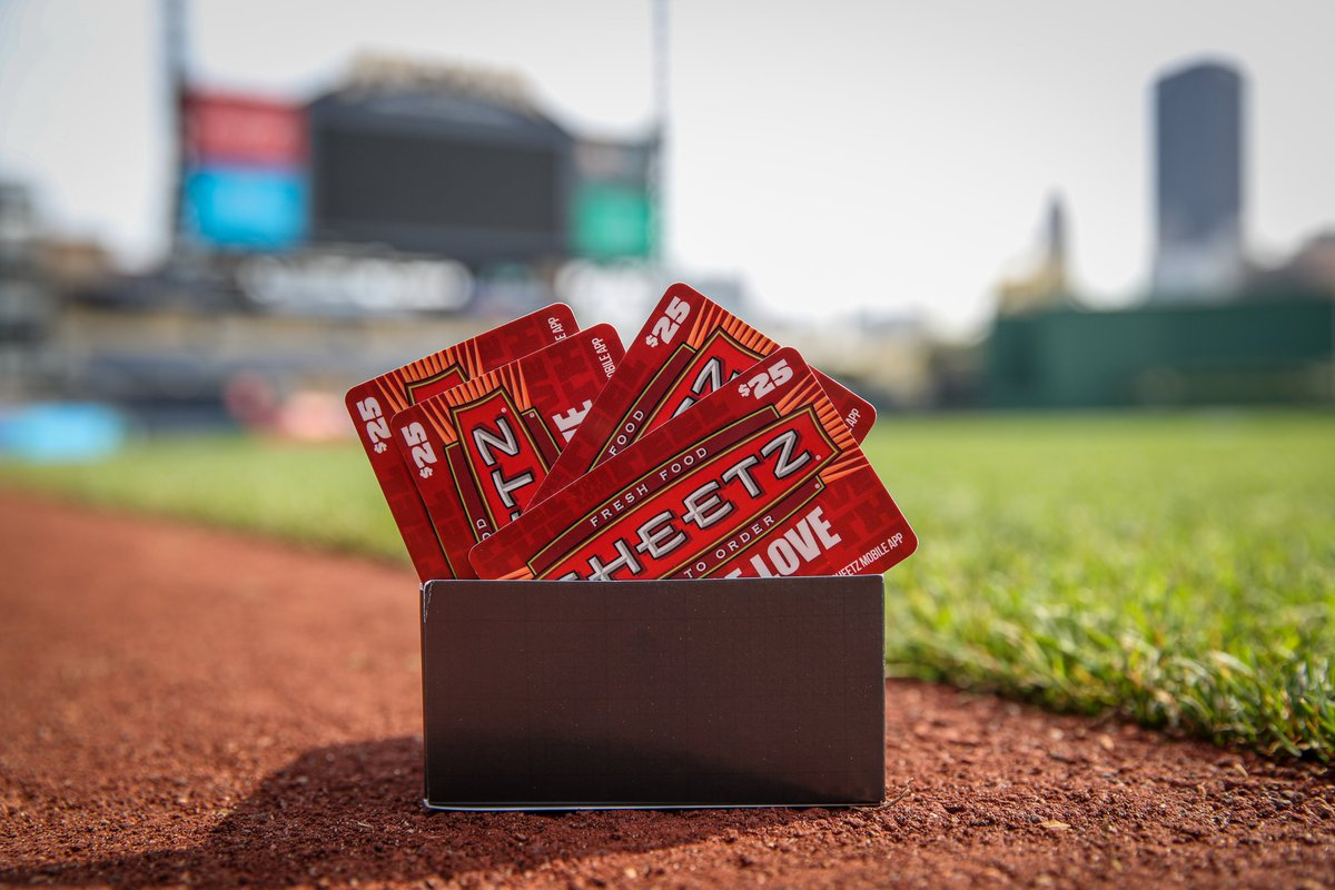 RETWEET THIS now for a chance to win four $25 gift cards to @sheetz! https://t.co/TwMDlSFimv