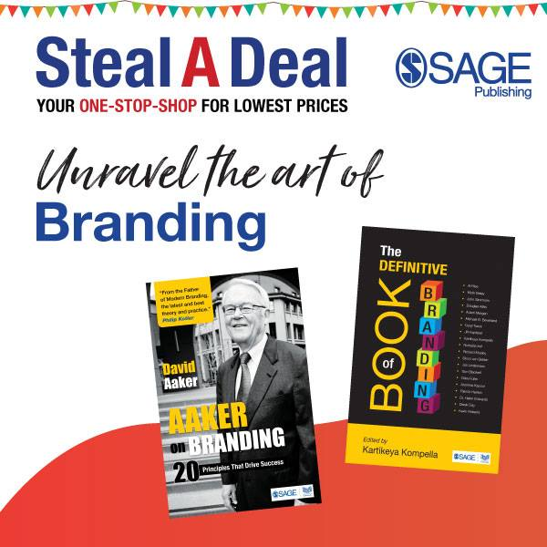 Bridge the gap between being an ordinary business and an aspirational one with a touch of Branding, from our insightful books on creating brand value! Grab your copies today @ https://t.co/qH6edazkwd   #branding #business #management #creativity #bookworm #booknerd #StealADeal https://t.co/YZ8aXfHSg8