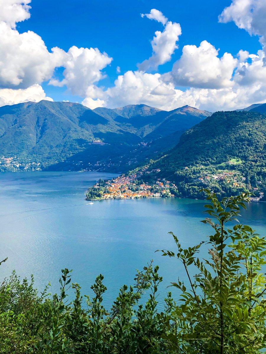 View over Lake Como #italy   #lagodicomo #comolake #lakecomo #lake #lago #lombardia #italia #travelitaly #travelitalia #everydaylife #outandabout #photography #shotoniphone #photooftheday #naturephotography #yourshotphotographer  #naturelovers #travel #traveltheworld #traveling https://t.co/PknNb6NR0u