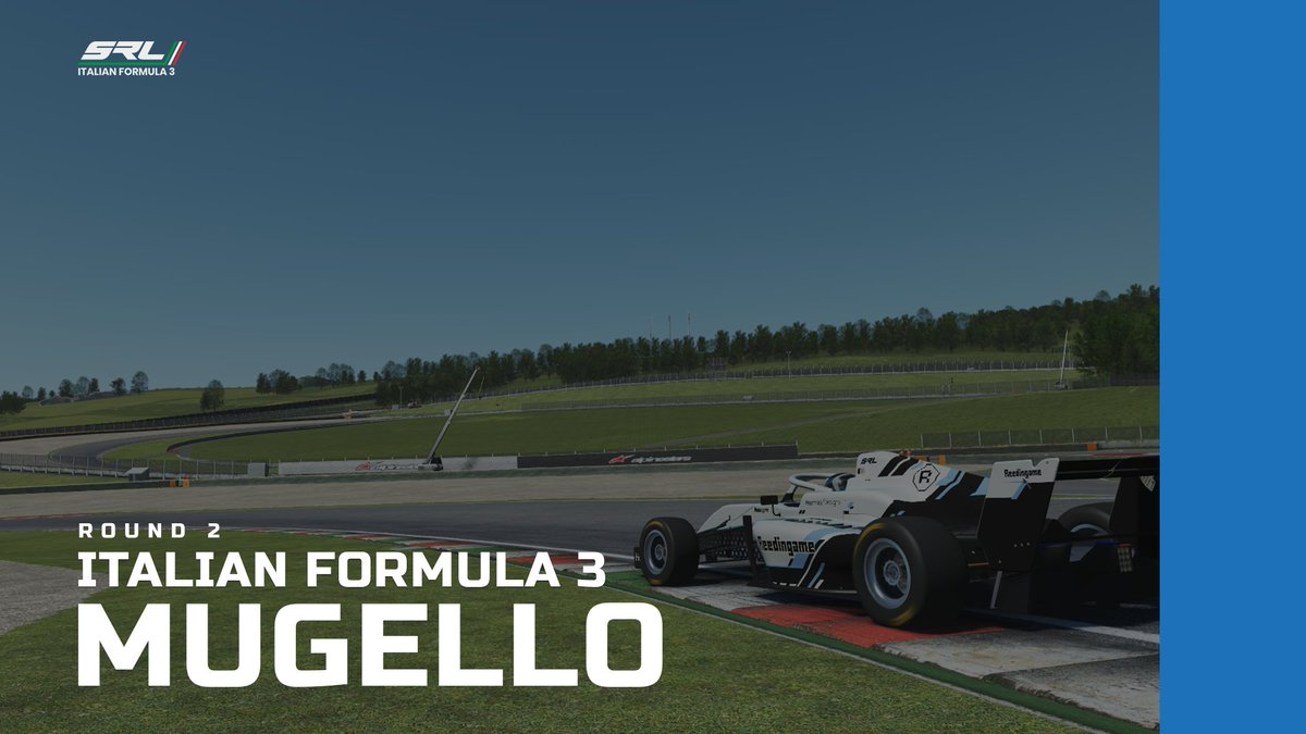 Quali time 🔥  Live streaming of round 2 of the Italian Formula 3 Series will start very soon on our Youtube channel.  https://t.co/pmHrQWOB73  #MakeItCount #Simracing #Esports https://t.co/XZT0FU0Mo8