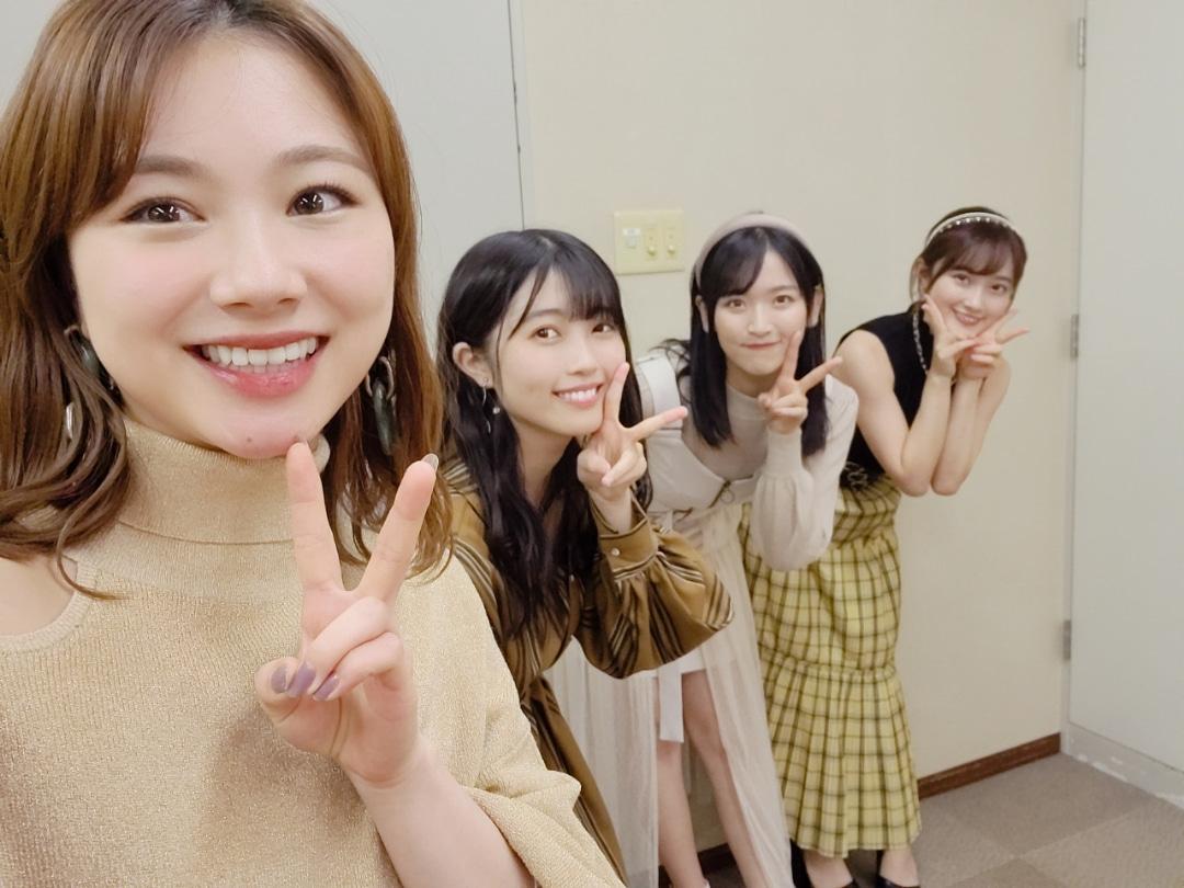 【10期11期 Blog】 @青森/黒世界!石田亜佑美:…  #morningmusume20 #ハロプロ
