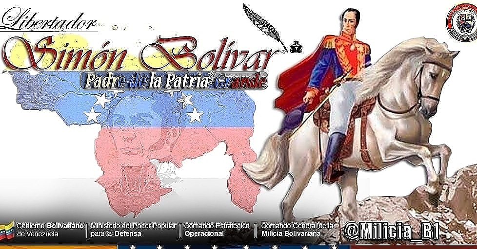 """""""El honor es el mejor guía del laberinto de las revoluciones.""""  Simón Bolívar https://t.co/huRAgii5i5"""