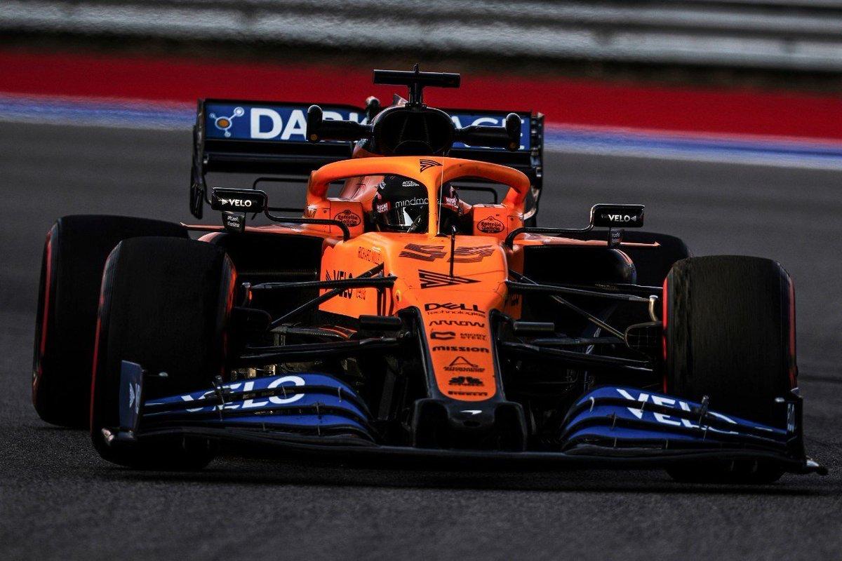 #F1 | Segundo abandono de Sainz en 2020: «Error mío; para mí la curva 2 está mal diseñada»  ➡️ https://t.co/rqUdHxKfEw  #Fórmula1 #RussianGP #Sochi @McLarenF1 @Carlossainz55 https://t.co/BA4S2SRi3M