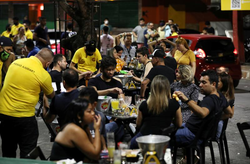 In Brazil's Amazon a COVID-19 resurgence dashes herd immunity hopes
