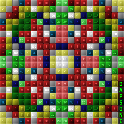DapperW played today's #3 #RarestWord: DAPSONE for 51pts, def'n at https://t.co/JSbXK2hxJB #game #scrabble #playmath https://t.co/FSopNKtrKQ