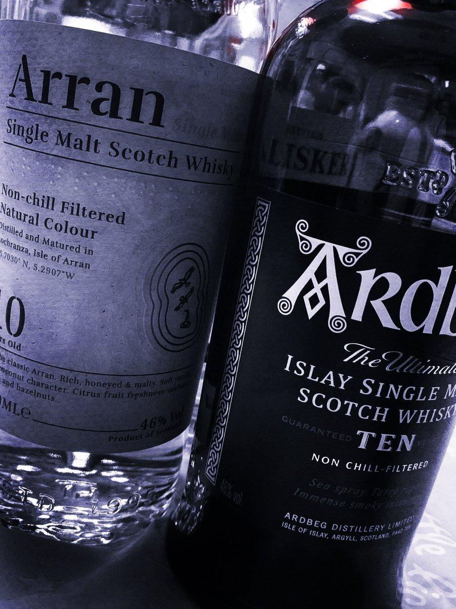 愛してやまないwhisky #arran    #ardbeg #もちろん白州も大好き https://t.co/bKuVh7Rg9H