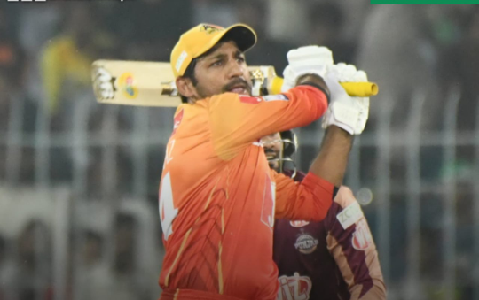 All The Best Sindh Skipper @SarfarazA_54 💛🧡   #NationalT20Cup  #SarfarazAhmed https://t.co/e1K0TJB4PQ