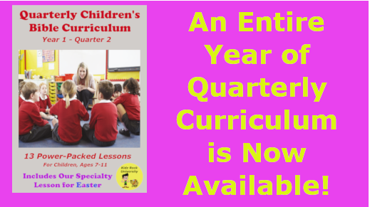 Quarterly Children's Bible Curriculum is now available. #Bible #BibleCurriculum #Christian #Jesus #Church #BibleStudy #TPT #Curriculum #Pastors #BibleStories #ChristianBlog #Christianity #Homeschool #KidsMinistry #SundayService Here's where to find it: https://t.co/bxIx4JX0JQ https://t.co/X5VQSC5W9t
