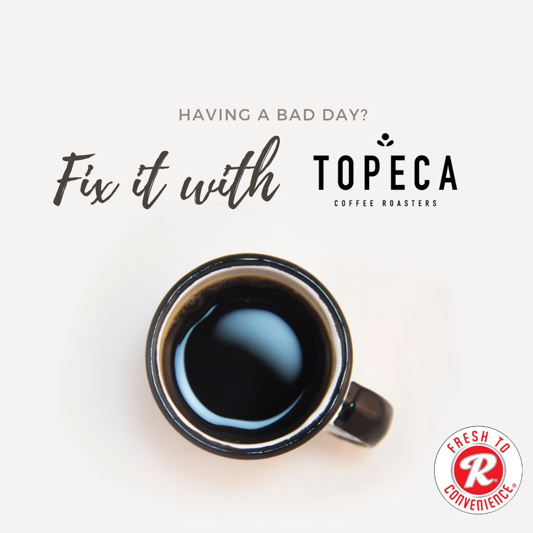 We have some of the best local coffee you can get! Real bean to cup coffee at the finest gas station.   #21standlewis #reeders #freshtoconvenience #partner   Topeca Coffee https://t.co/PgVC8b6z79