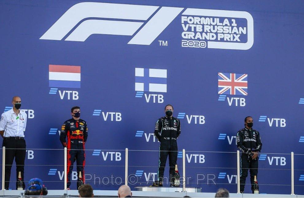 #F1 #RussianGP #Report 🇷🇺🏁 Bottas nyert Hamilton büntetése után/Bottas won after Hamilton-penalties More at: https://t.co/KFvShoYelJ #F1 #F1news #F1pic #onthisday #race #motorsport #autosport #picoftheday  #amberpr #amber #F170 #backontrack #Covid19 #Covid20 #fansareback https://t.co/N9bUvhO9wE