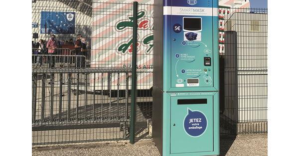 FRENCHNEWTECH Benne lance un distributeur de masques sans contact à Castres https://t.co/OPs0ScjvRh #entreprise #PME #lusinenouvelle https://t.co/GFcIRVmZCG
