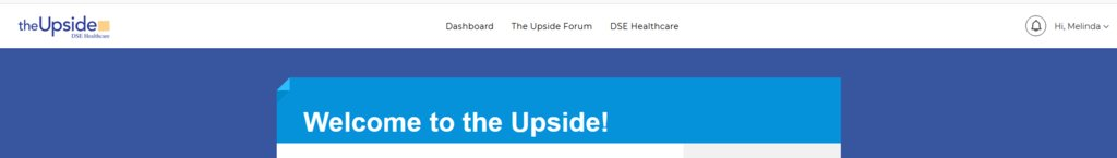 The uspide is a community to try new items and be in the know about companies and promotions.  Join a NEW community from DSE Healthcare and see #TheUpside to partnering with leading specialty health brands! #ad https://t.co/lvF3RC2uLX