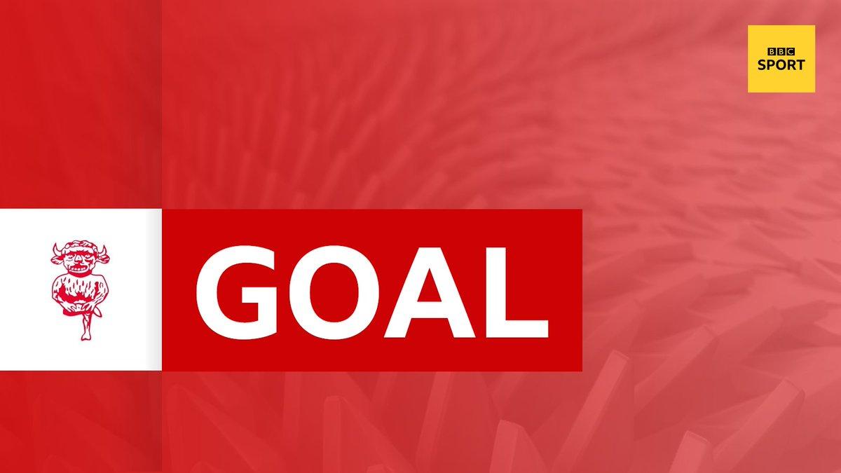 GOAL! @LincolnCity_FC 1-0 @CAFCofficial   45+1' Jorge Grant https://t.co/mk30UpmMDI