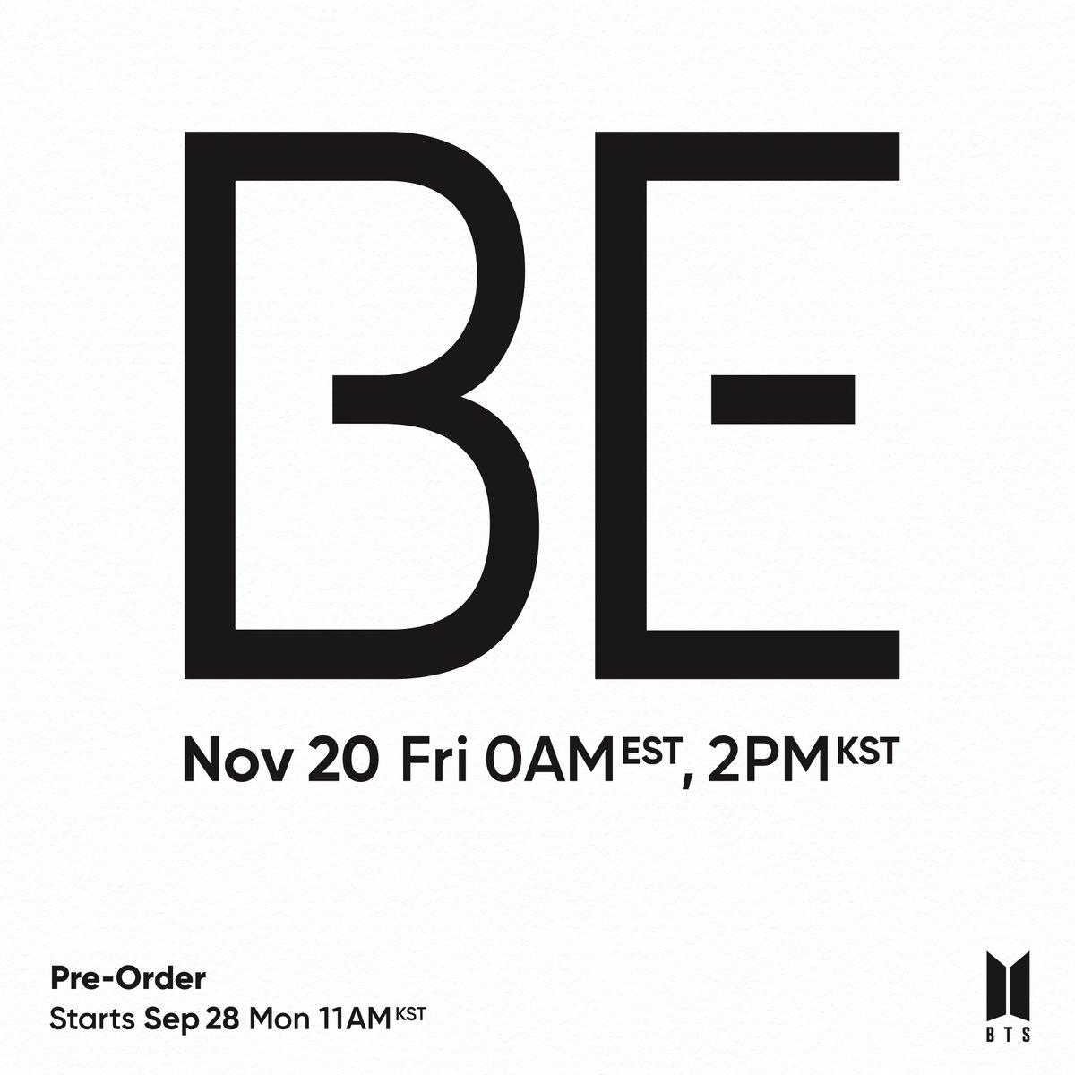 #BTS #방탄소년단 BE #BTS_BE