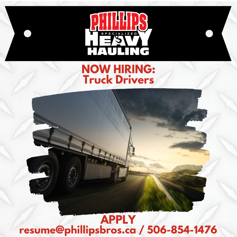 Phillips Bros. are looking for an honest team player, with a passion for the job & a great attitude. Must be willing to work long hours as needed.  Find out more: https://t.co/eyVgstas6H   #phillipsbros #rockyourcareer #jobs #excavating #heavyhaul #integrity #quality https://t.co/C5ikm9JZ0P