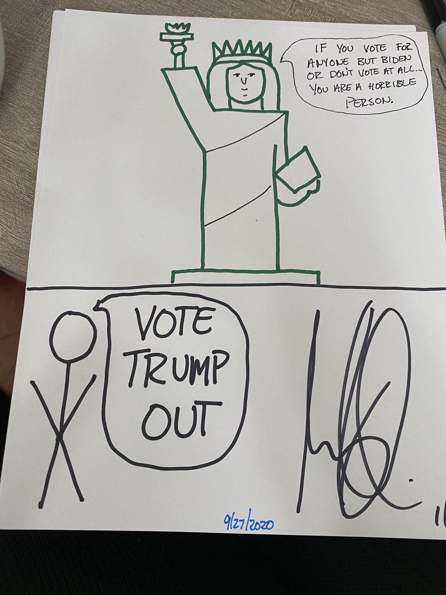 NEW ART!!!! Am I voter shaming? Fuck yes I am. Dam if interested in this passionate piece. Will add extras and a follow. https://t.co/1crXnL50CK