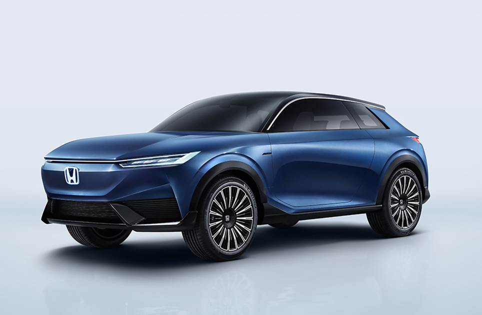 Honda's electric SUV concept is a peek at a production vehicle