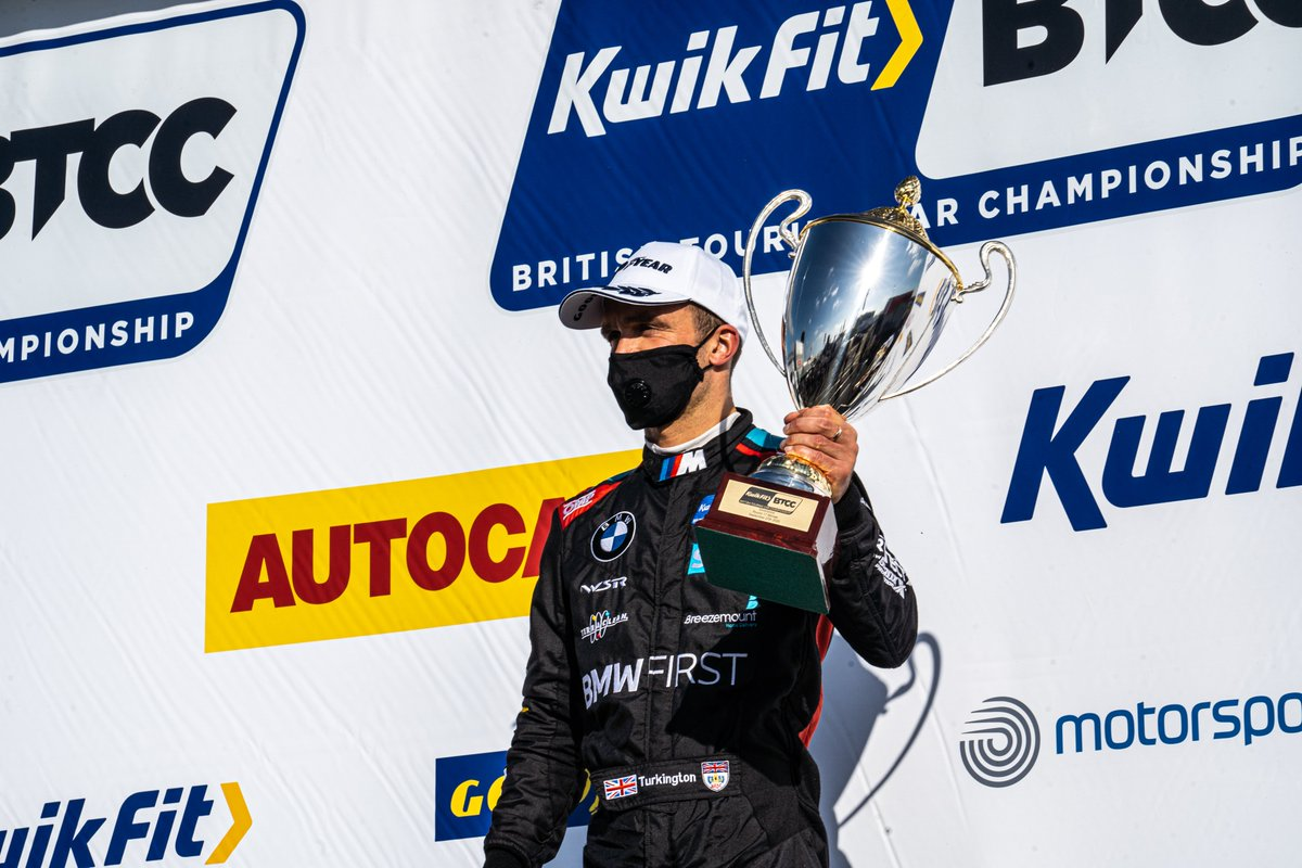 📸 R2 GALLERY 📸   Turkington takes the win as title rivals slip up! It's all to play for in the championship now... 🏆   #btcc #kwikfitbtcc https://t.co/k5zxuHB4dq