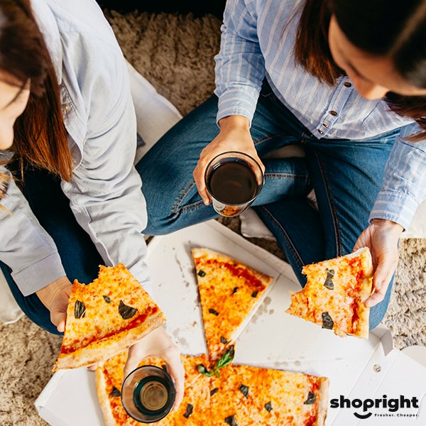 Life's good when you have a slice of pizza in one hand and coke in another.  #partylovers #pizzalover #pizza #pizzaandcoke #pizzamania #pizzaholic #caymanparty #partyincayman #homeparty #romanticdate #cayman #shopright #buyfromshopright #caymanonlineshopping #caymanmalls https://t.co/PmexAh82kF