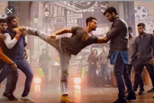 Today,I have seen Baaghi 3. What a action..............👏👏 What a relationship between   two brothers......... #TigerShrof #Baaghi3 https://t.co/Oxgu1cdCA9