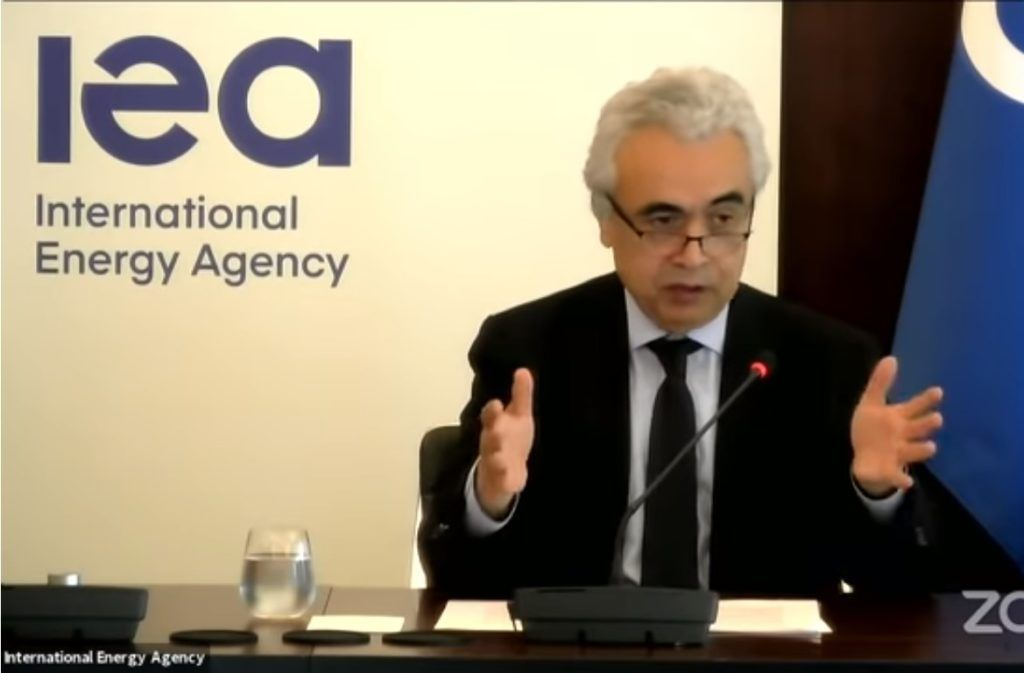 #Climate targets unattainable without 'new dawn' for #carbon capture says IEA https://t.co/aUZCfBcuHQ https://t.co/mYe26cuFmV