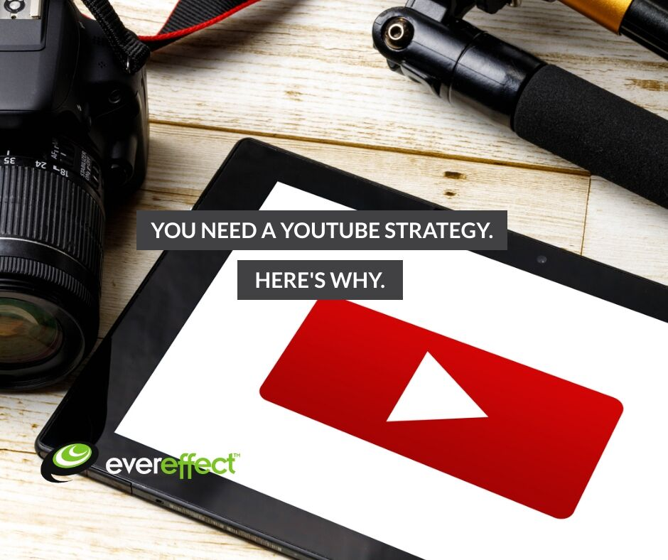 It's no secret that Google is the #1 search engine in the world. But the #2 search engine might surprise you: It's YouTube. That's right, YouTube is now second only to Google in terms of internet search volume.  #YouTube #SearchMarketing #Indy #EverEffect  https://t.co/NWCZuy50nd https://t.co/FrVAe4Pm5b