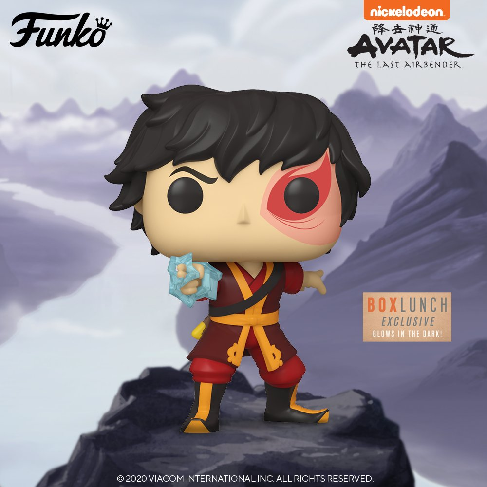 @OriginalFunko: Coming Soon: Pop! Animation: Avatar- Zuko (Box Lunch Exclusive). Pre-Order at Box Lunch tonight at 8PM PST! https://t.co/7k4If8cmqN #Funko #FunkoPop #Pop https://t.co/oCFGPOgDE1