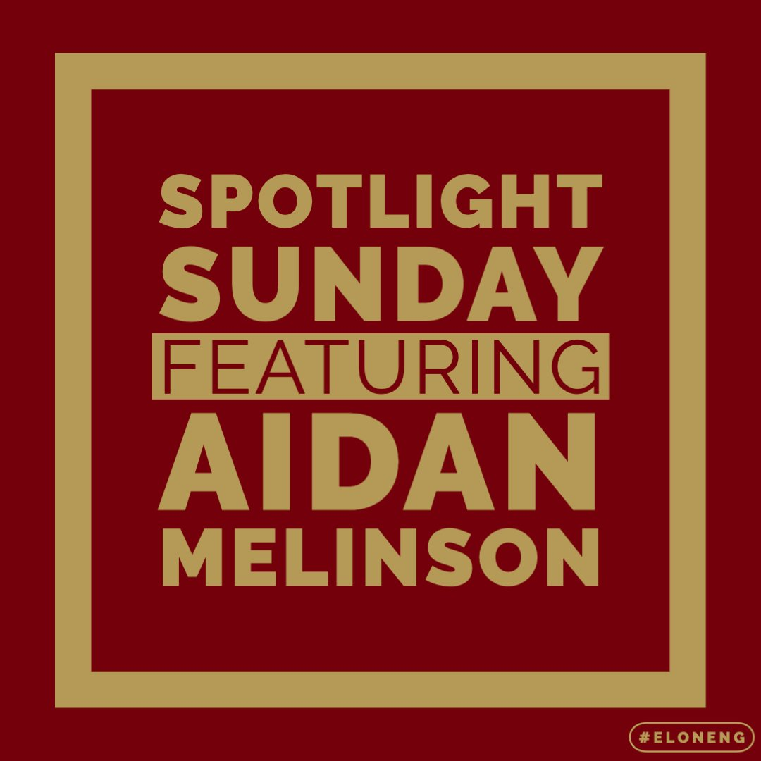 """This #spotlightsunday we have our first student feature: Aidan Melinson '23. His poem """"Yellow"""" explores the color and it's relationship with death, catepillars, and other less-than-pleasant images. Thank you for sharing your work Aidan! #eloneng https://t.co/gykO0l2V6x"""
