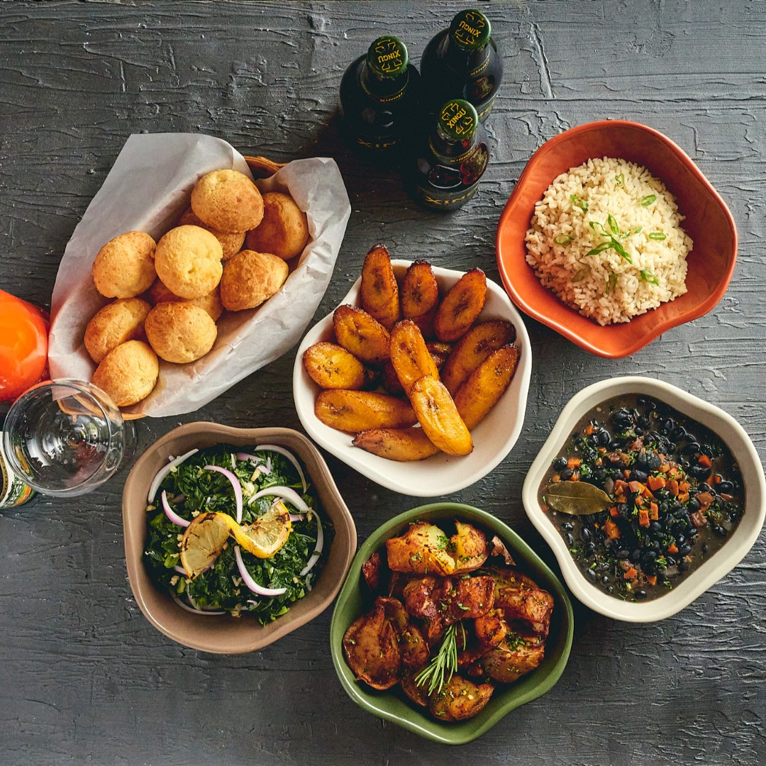 No meal can be truly complete without amazing sides items and Pampas ToGo signature South American inspired homestyle #sides  were expertly designed to provide a unique addition to our delicious #meats! #SpotlightSunday #Tasty https://t.co/KGkTl4xnXl