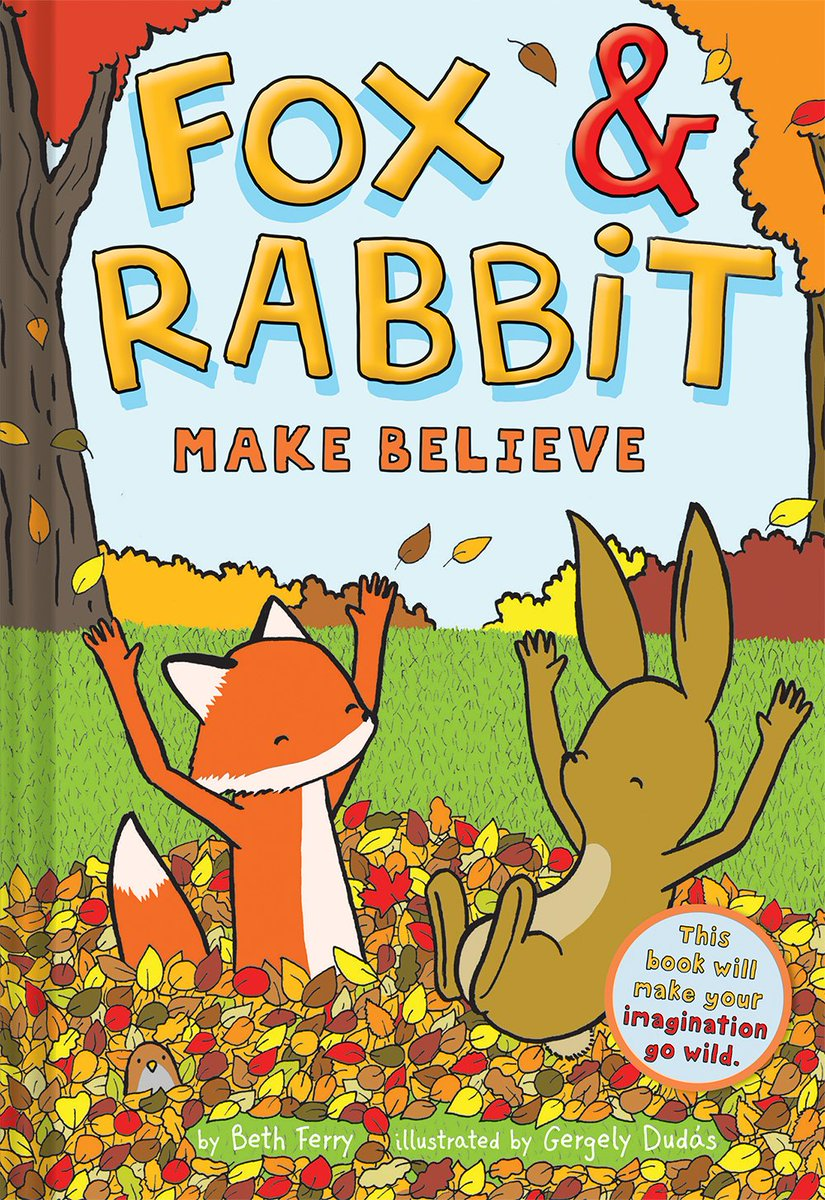 """.@BethFerry1 and @thedudolf's #FoxandRabbitSeries is """"the PERFECT graphic novel for emerging readers."""" says @inrandom! We couldn't agree more 😉  https://t.co/f108Hq6mr2 https://t.co/Uum4OGn62L"""