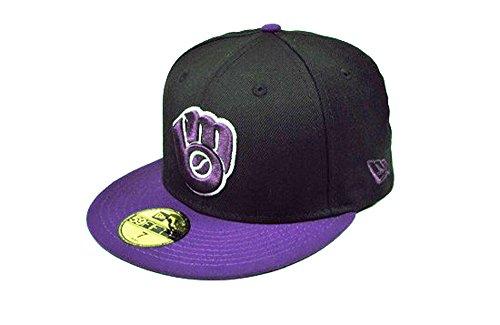 New Era HAT MLB Milwaukee Brewers Coop Glove Black/Purple Cap (7) https://t.co/ok20TZgdSJ #milwaukeebrewers #milwaukeebrewersnation #wearemilwaukeebrewersnation https://t.co/GfNWzxjkHA