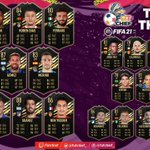 Image for the Tweet beginning: TOTW 1 Prediction