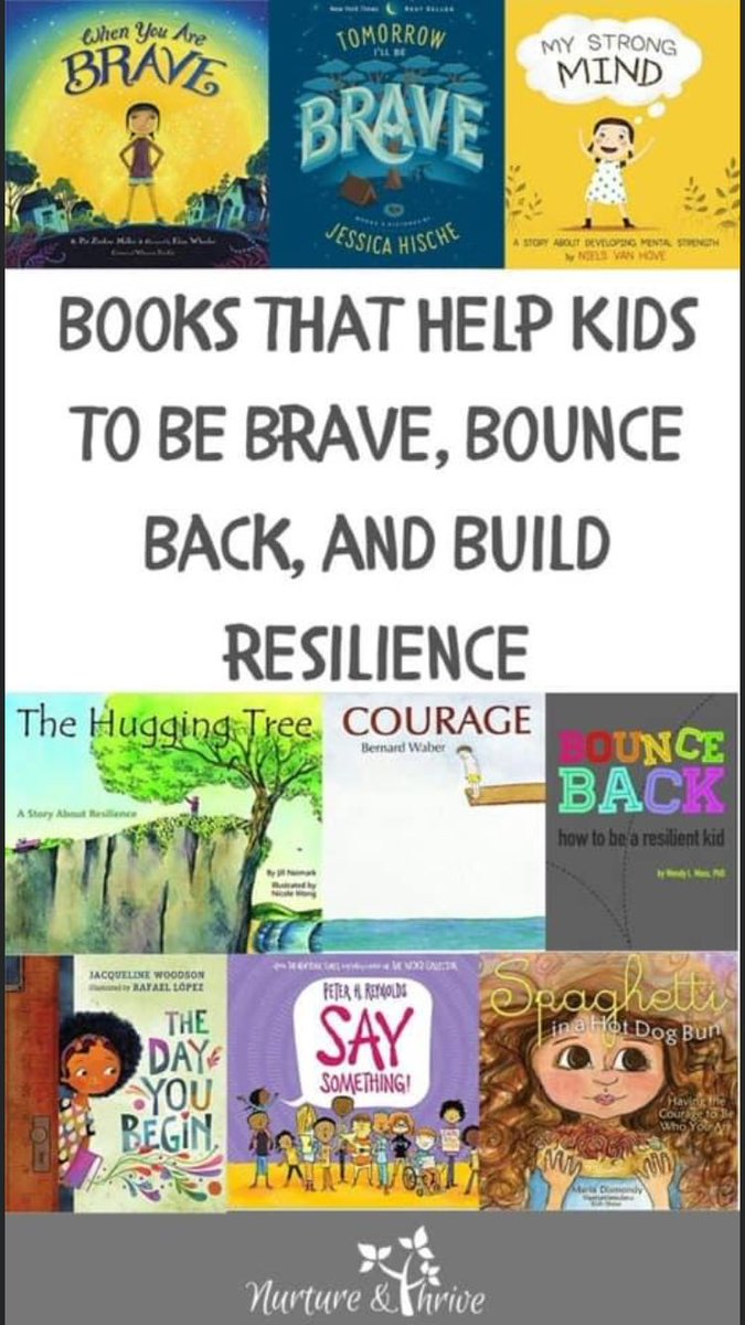 Brave books for children & adults. In my #counselling practice as a counsellor here in #middevon #psychoeducation is an important part of our work. #empowerment during periods of #stress & #covid ❤️ https://t.co/pvw6ECIvUD