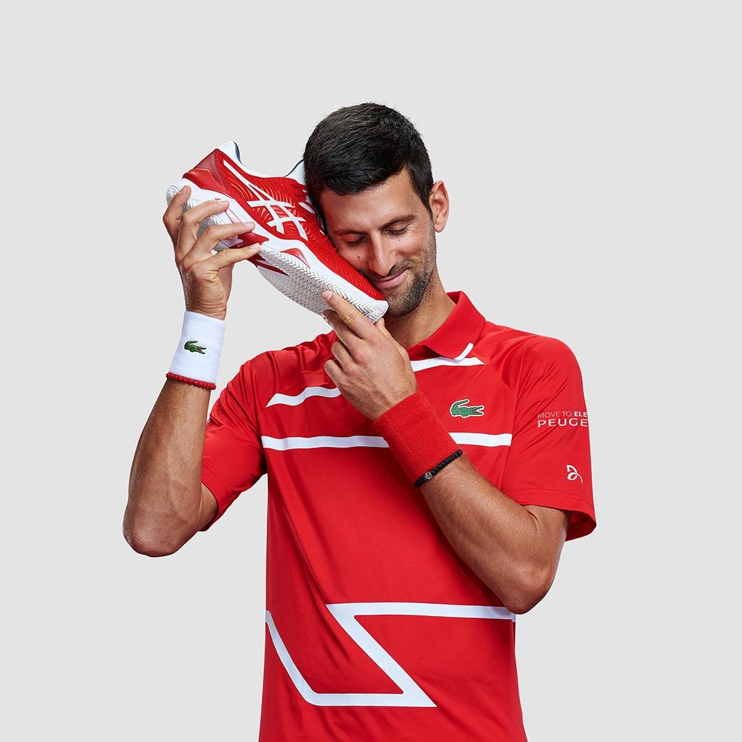 Novak Djokovic @DjokerNole