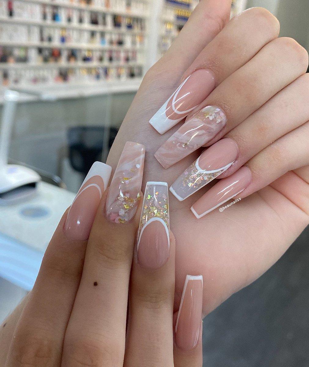Nails on point @_livshannon 💅💅😍😍 #beaunailss #beautifulnailssheffield #sheffieldnails #nailsinsheffield #sheffield #sheffieldissuper #acrylicnails #nailart #nailstagram #naildesigns #nailsmagazine #nailsonfleek #naillover #naillove #coffinnails #ballerinanails #stilettonails https://t.co/19o6rgAxRJ