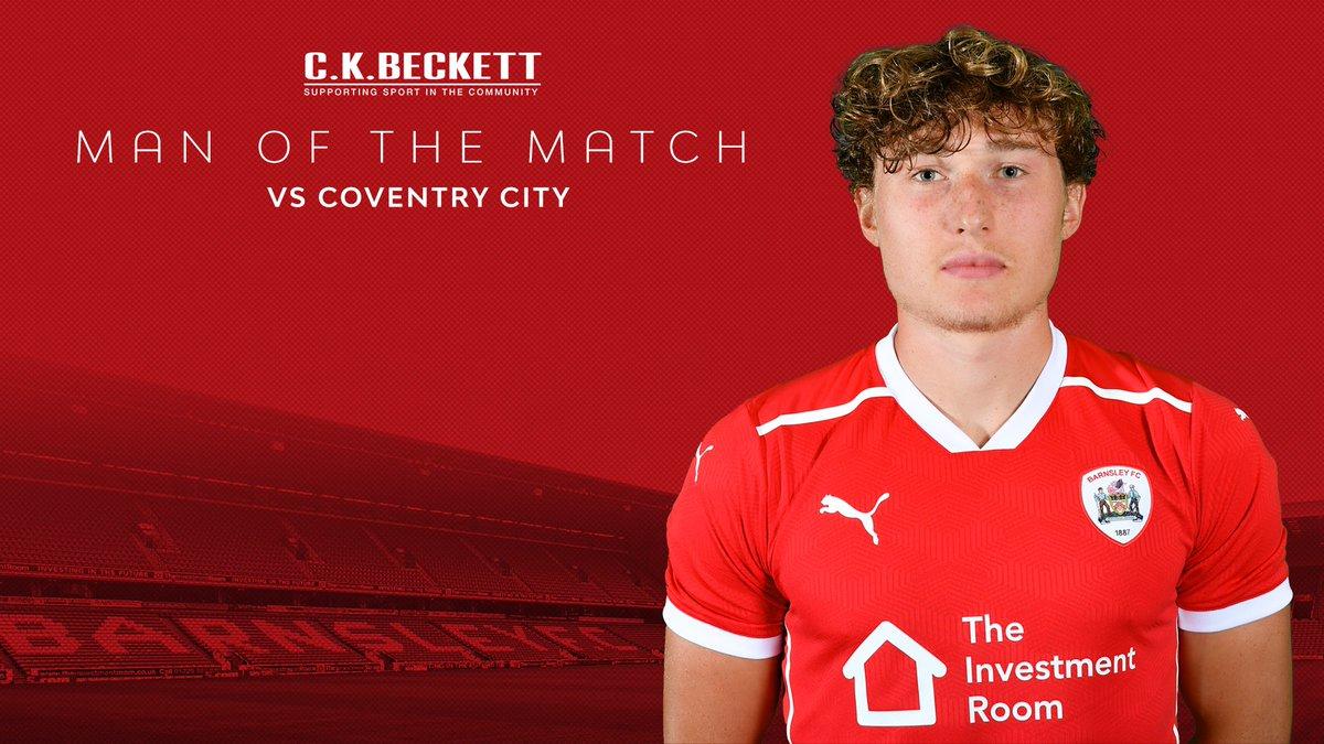 👏 @Callum_styles10 is your pick for MOTM against @Coventry_City yesterday. https://t.co/Lun0pa7XdG https://t.co/qbJjUPM2Zn