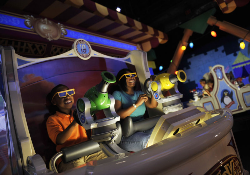 Family members of all ages will enjoy this Toy Story-themed #attraction at California Adventure. #Disneyland  https://t.co/YpSaSd76P5 https://t.co/TXLU4oODGS