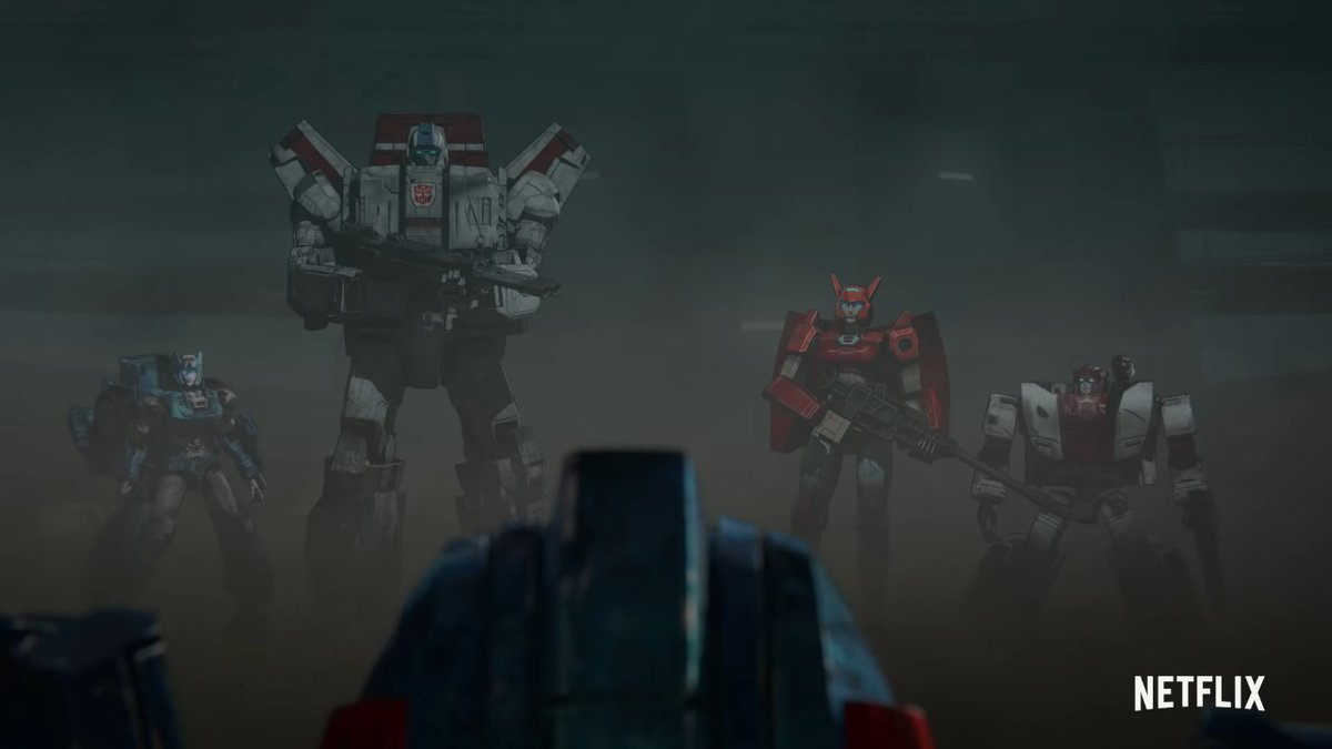 Netflix teases the next chapter in its superb 'Transformers: War for Cybertron' series.