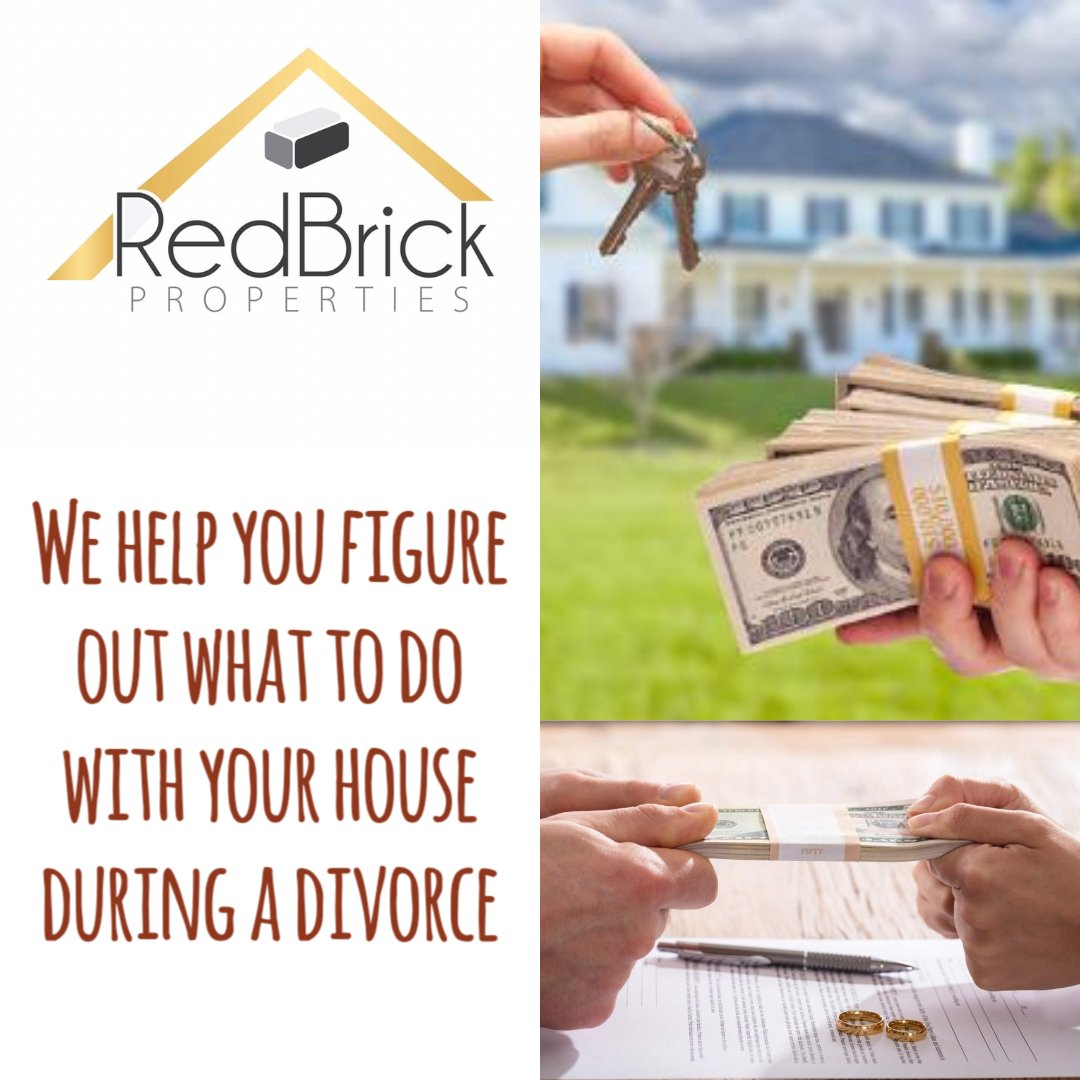 If you are going through a divorce & wondering what to do with your house, we can help! We can talk to you about your options and connect you with the right people. https://t.co/kNYs985Ffr #divorce #rva #rvarealty https://t.co/IG3G5YkqFs