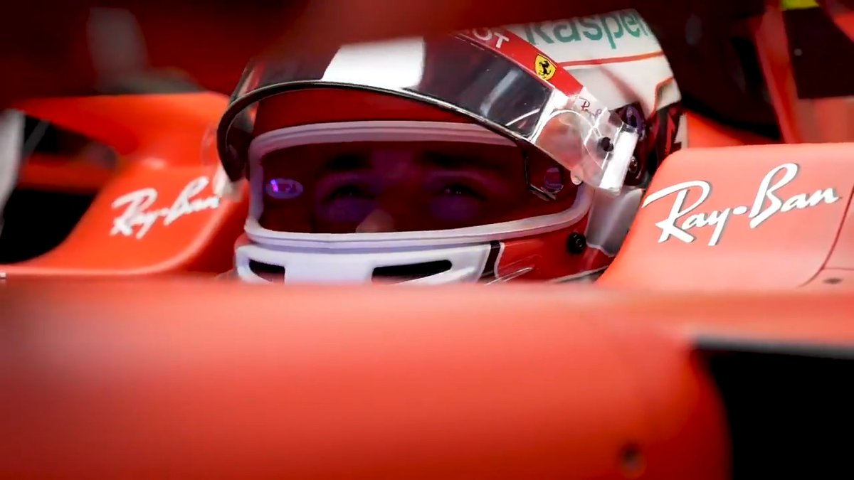 Arrivederci Soči 🇷🇺   #Seb5 #Charles16 #essereFerrari 🔴 #RussianGP https://t.co/guX9pX3O3A