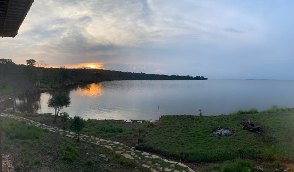 """Can't believe I am back in Kampala after """"planet Island"""" this week end.. Such a great getaway and so close to Kampala! #WalindiPoint #Nsazi #LakeVictoria https://t.co/OVucA98o9B"""