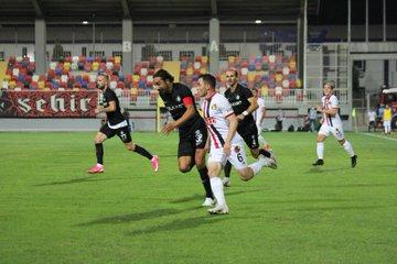 Eskişehirspor'un Ümraniyespor maçında kanal değişikliği