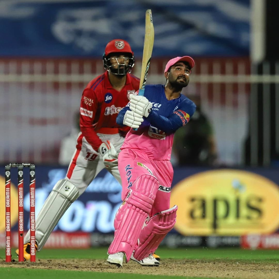 An absolutely brilliant game of cricket. Superb performance by @rajasthanroyals 👏👏🔥 https://t.co/Td1Xfx8DAk
