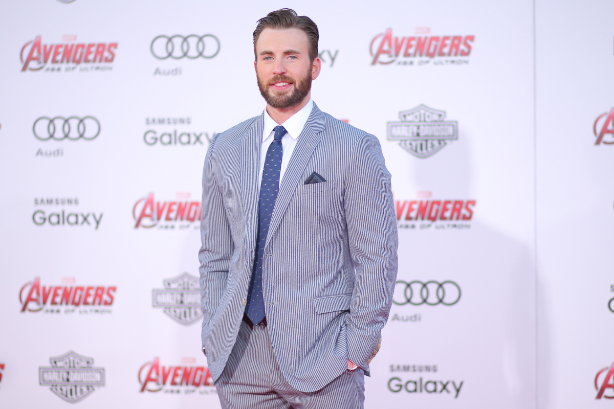 Chris Evans Reportedly Wants to Return to the MCU in the Most Meta Way Possible Photo