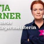 Image for the Tweet beginning: Herzlichen Glückwunsch! 🥳 @katjadoerner ist
