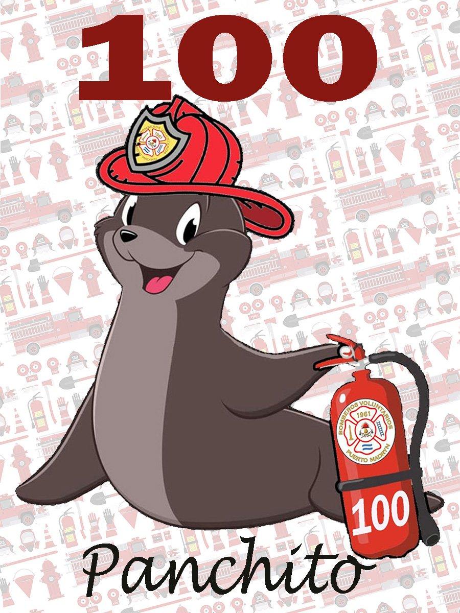 #Panchito @BomberosMadryn  #Año2004 Prevención de accidentes en el hogar  @gastonalcucero https://t.co/YupyN28fgv