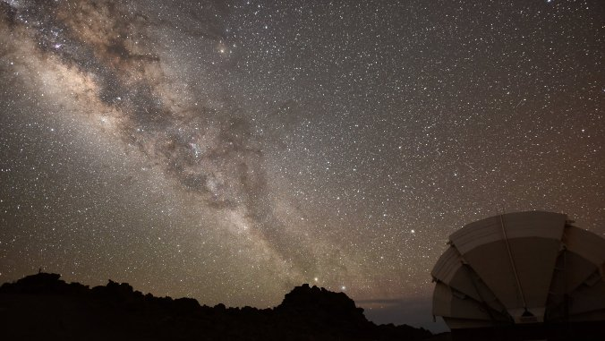 Hawaii-based astronomers to construct 3D map of Milky Way galaxy  Read here: https://t.co/8QvWg56ncD  #eaglenews https://t.co/8rkQhzoTMn