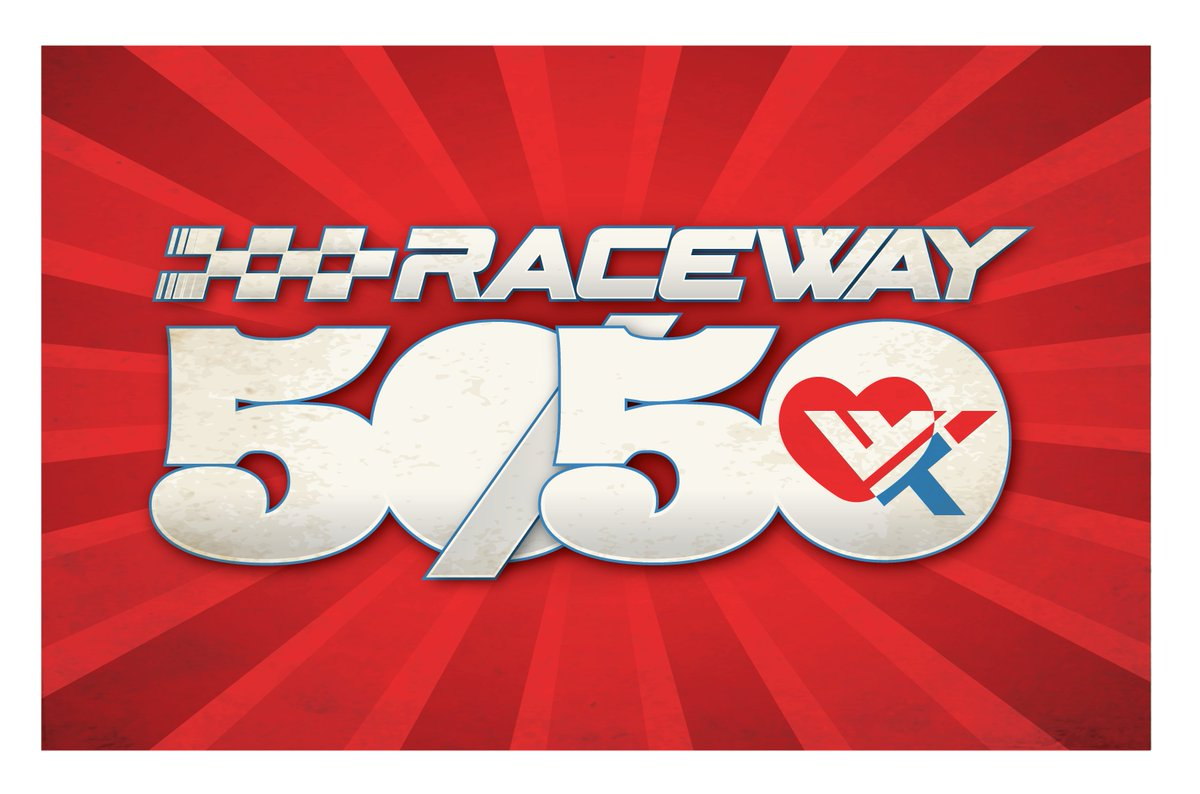 We are less than one hour away from announcing the Raceway 50/50 winner ...  If you are in Illinois, get your tickets online NOW!  https://t.co/I26fWGgdeM https://t.co/SSBRMUy8pg